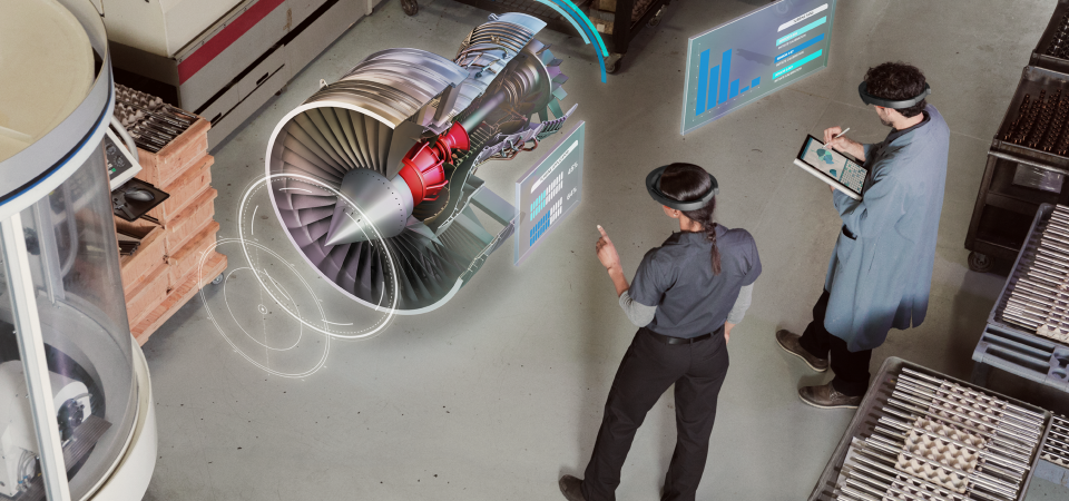 Augmented Reality in Manufacturing Sector