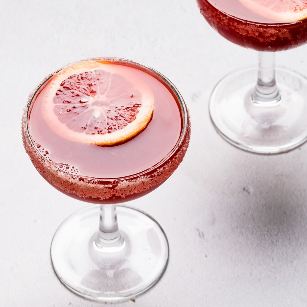 Blood orange margarita Resplendent Kitchen