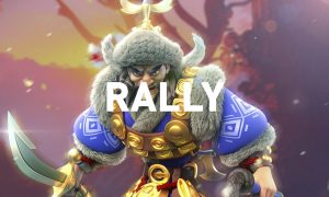 rally commanders Rise of Kingdoms