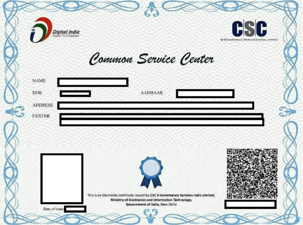 How To Download CSC Certificate