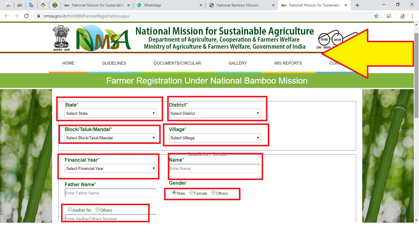 Pm National Bamboo Mission, What is the Prime Minister's National Bamboo Scheme