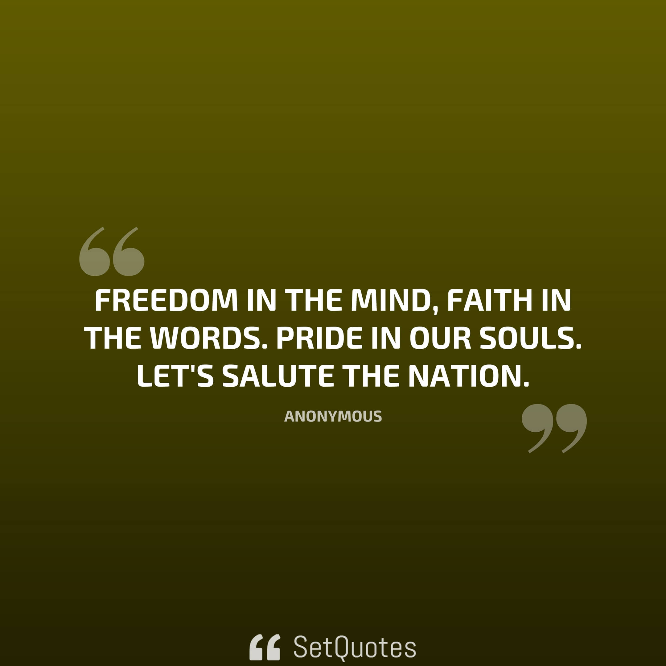 Quotes On Independence Day 1