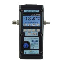 Shaw SDHmini-Ex dewpoint meter, intrinsically safe micro-controller,supports USB and Bluetooth interfaces