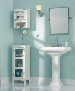 What Is Good Paint Color For Small Bathroom