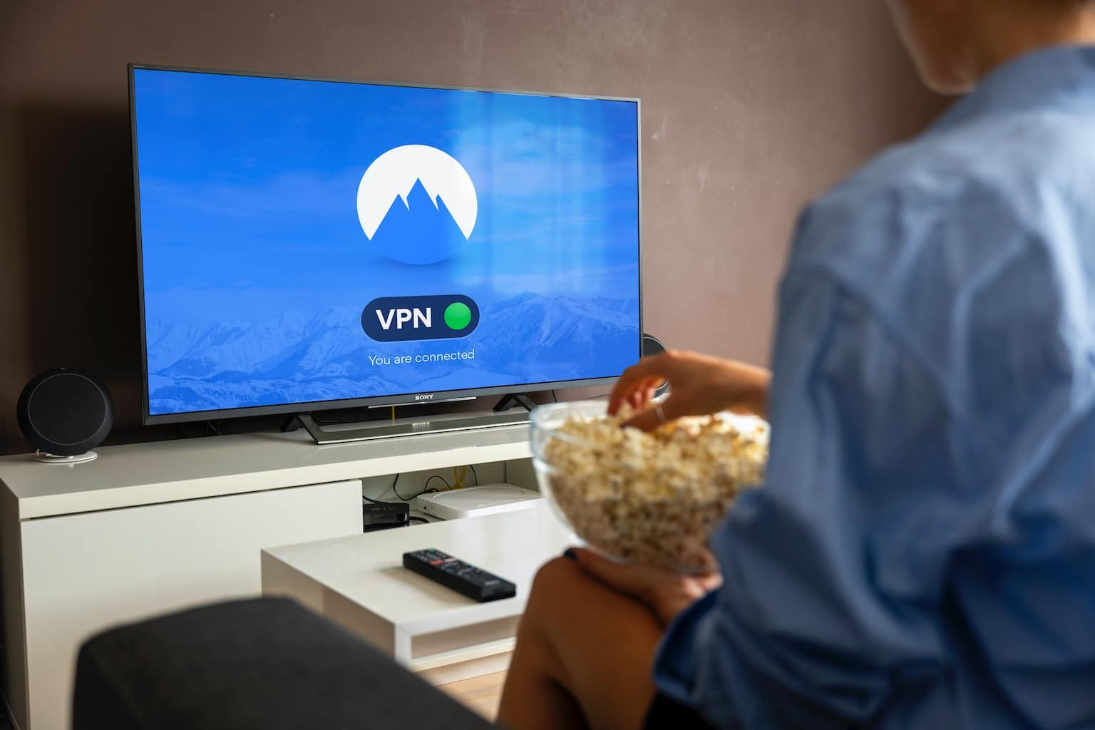 VPN (virtual private network) from NORDVPN 12 months