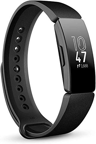 fitbit inspire health and fitness tracker black