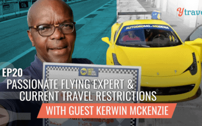 Insights on Flying Now and Existing Travel Limitations with Kerwin McKenzie