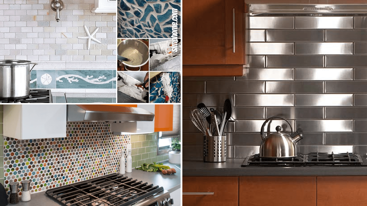 - 10 Kitchen Backsplash Design Ideas You Can Use To Upgrade Your