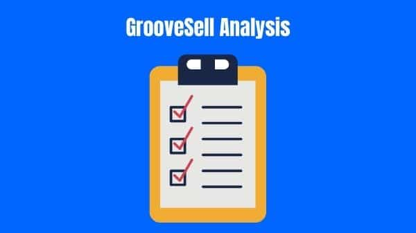 GrooveSell Analysis