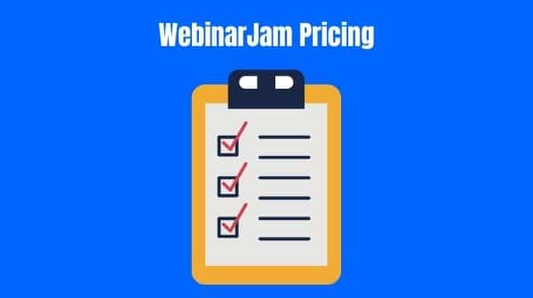 WebinarJam Pricing