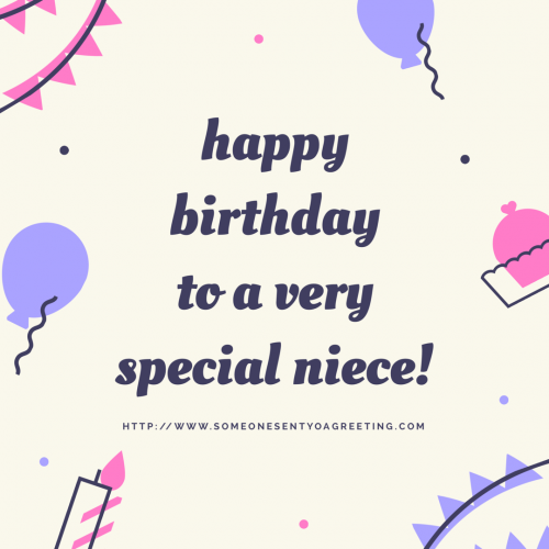 Happy Birthday Niece 40 Birthday Wishes Quotes And Images For A Niece Someone Sent You A Greeting