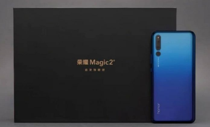 Honor Magic 2 IG