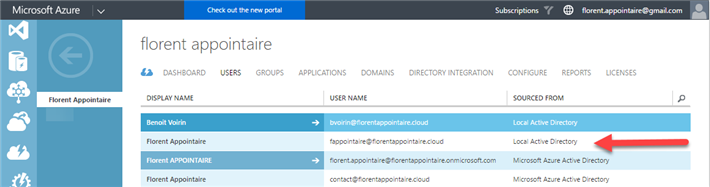 Microsoft Azure check out the new portal