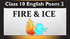 Poems Fire And Ice 1