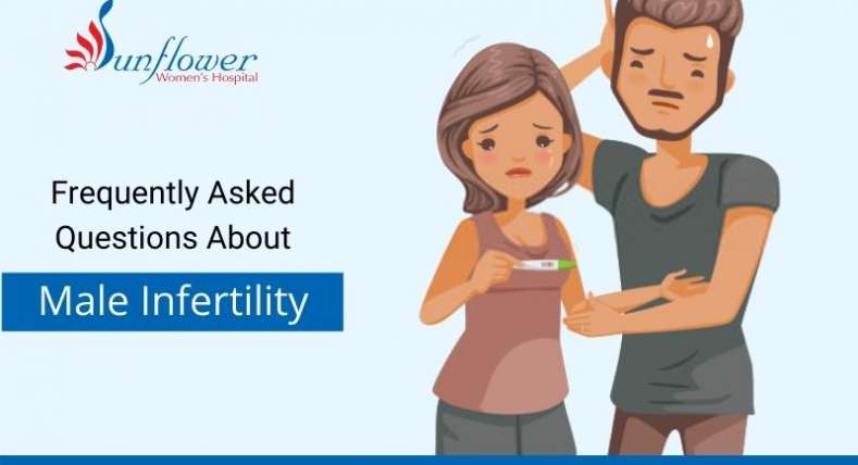 Frequently Asked Questions About Male Infertility