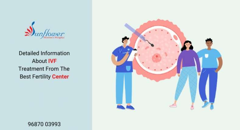 Detailed Information About IVF Treatment From The Best Fertility Center