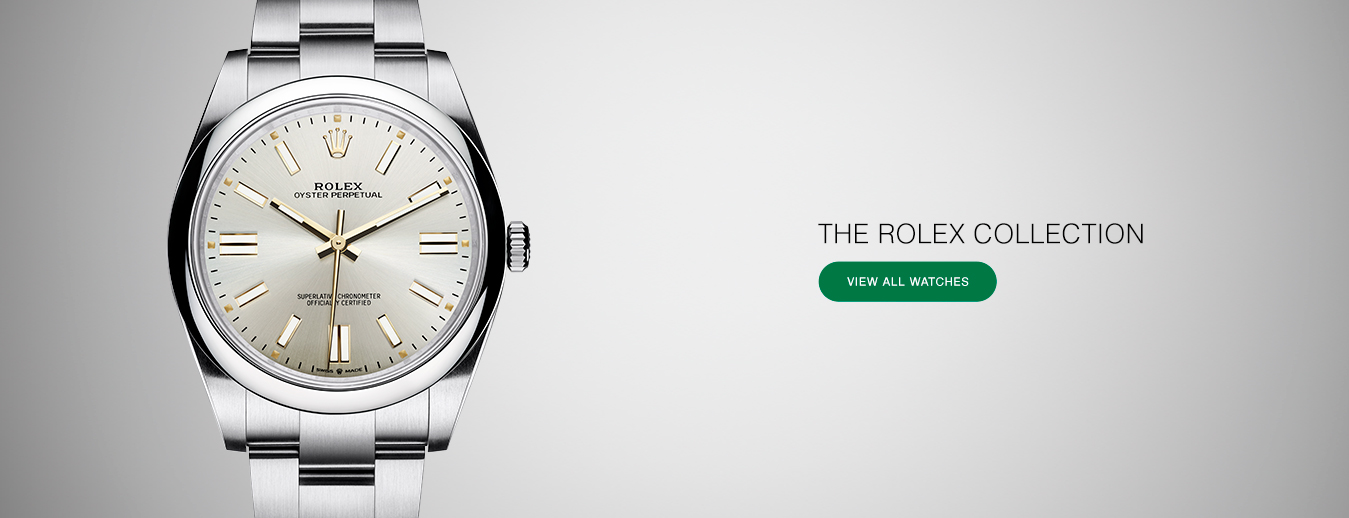 Swiss Paradise Rolex New Collection Watches