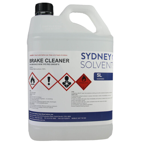 Solvent X55 5 Litre Sydney Solvents