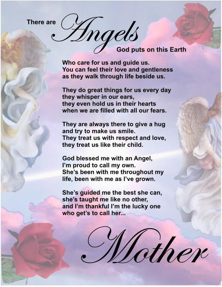 Poems For Passed Loved Ones 5