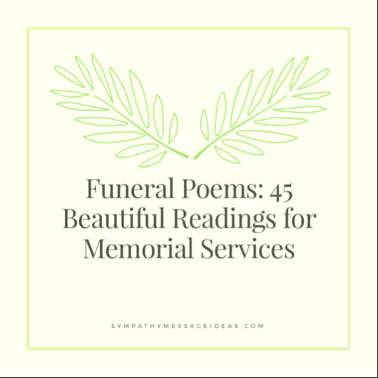 Eulogy Poems 2