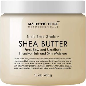 shea butter alternative shaving cream