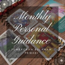 Monthly Personal Guidance