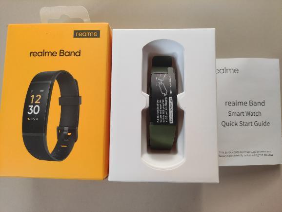 Realme Band First Impression
