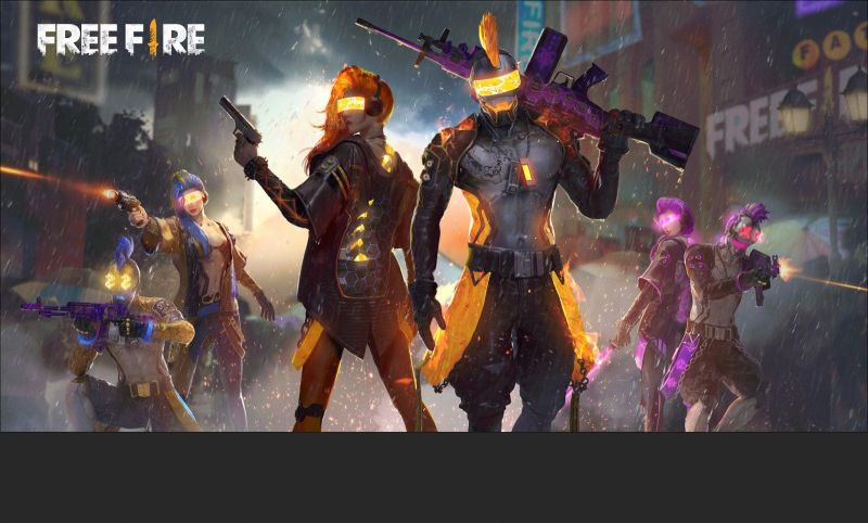 Free fire latest event