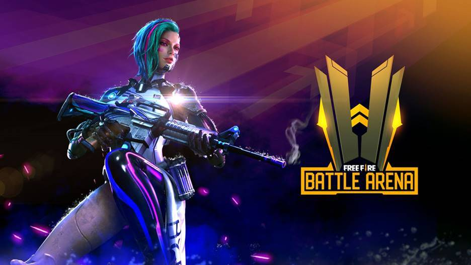 Free Fire Battle Arena