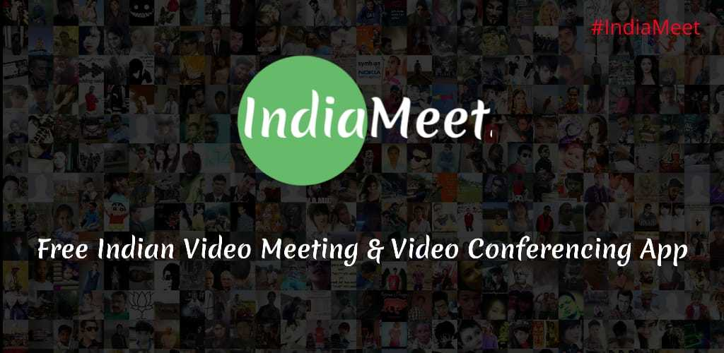 Indiameet: Perfect Indian Replacement Of Zoom App
