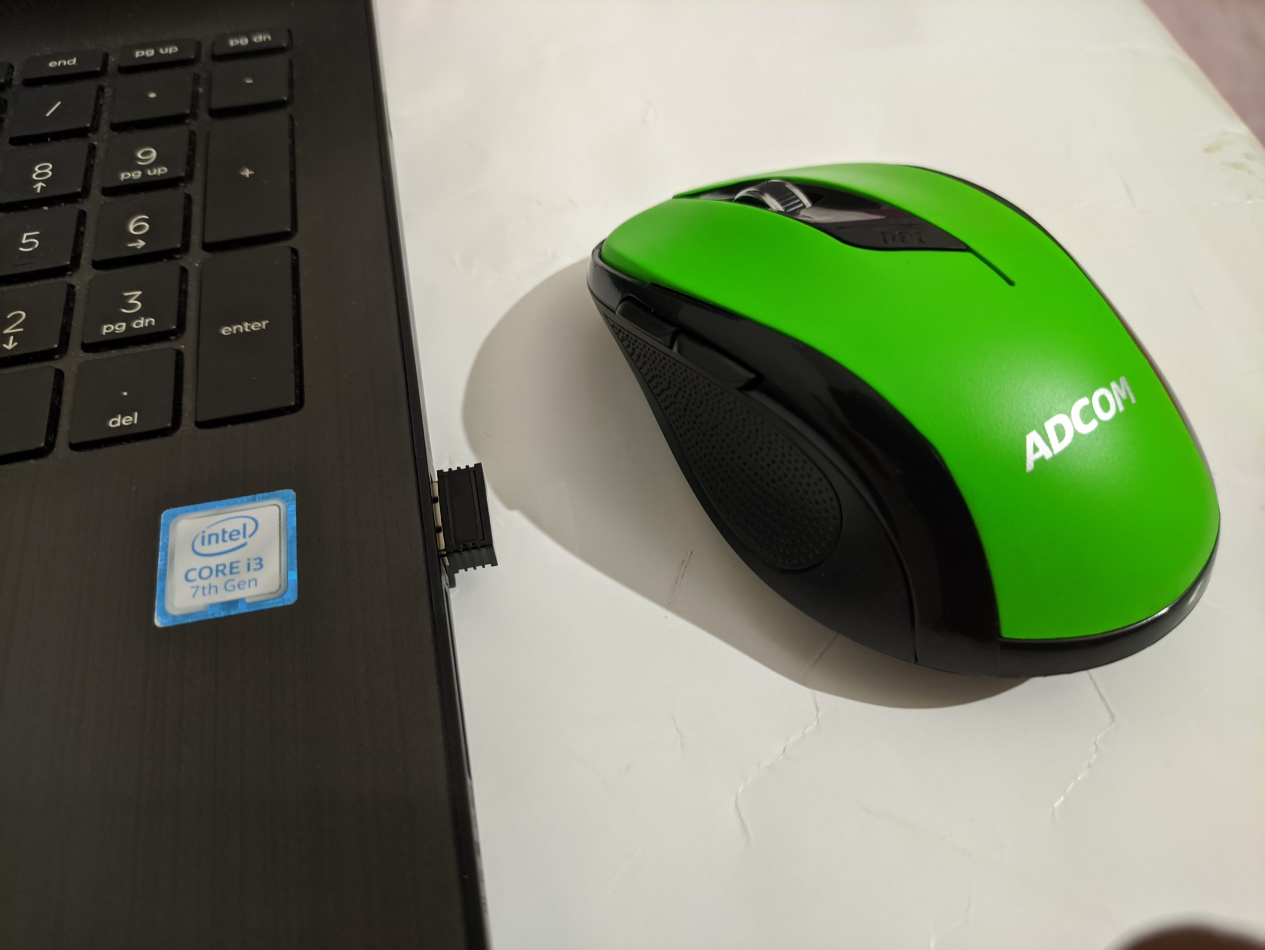 Adcom 6D Wireless Mouse: A budget-friendly mouse