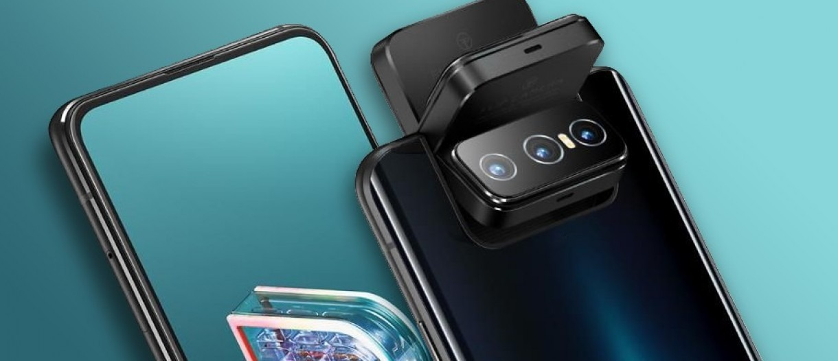 Asus Zenfone 7 Series Launched with Flip Camera Module