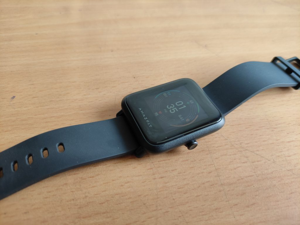 Amazfit Bip S Lite Display