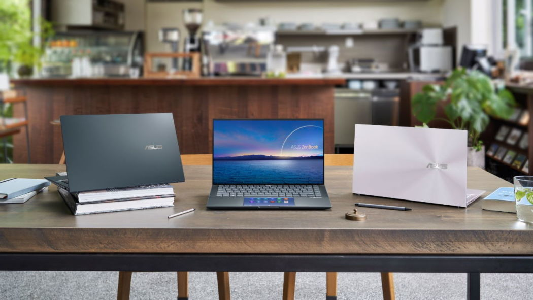 Asus Launches Intel 11th Generation Laptops