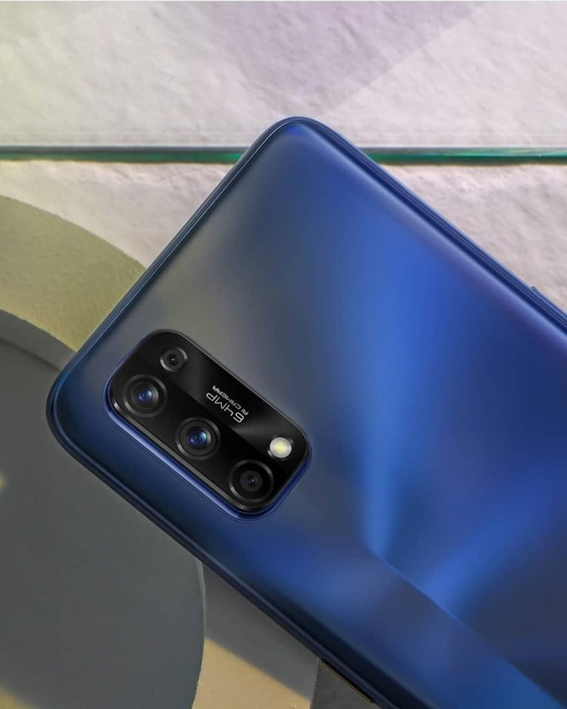 Realme 7 Pro has a quad camera setup