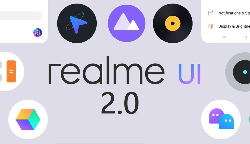 Realme UI2.0 Changelog Leaks Before Launch Here is the List of Features of Realme UI 2.0