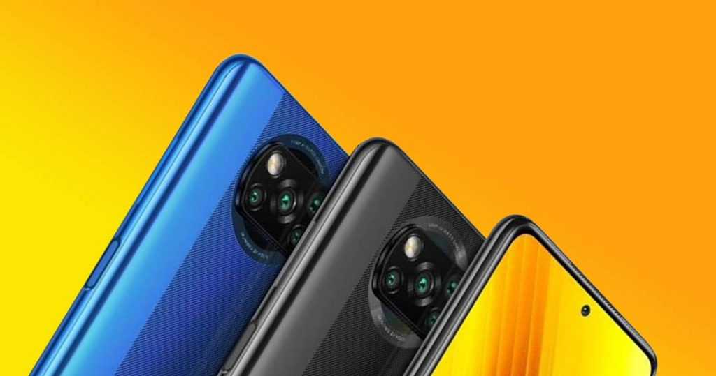 POCO X3 expected price in India
