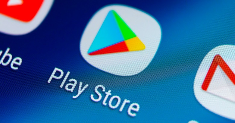Updates from Play Store
