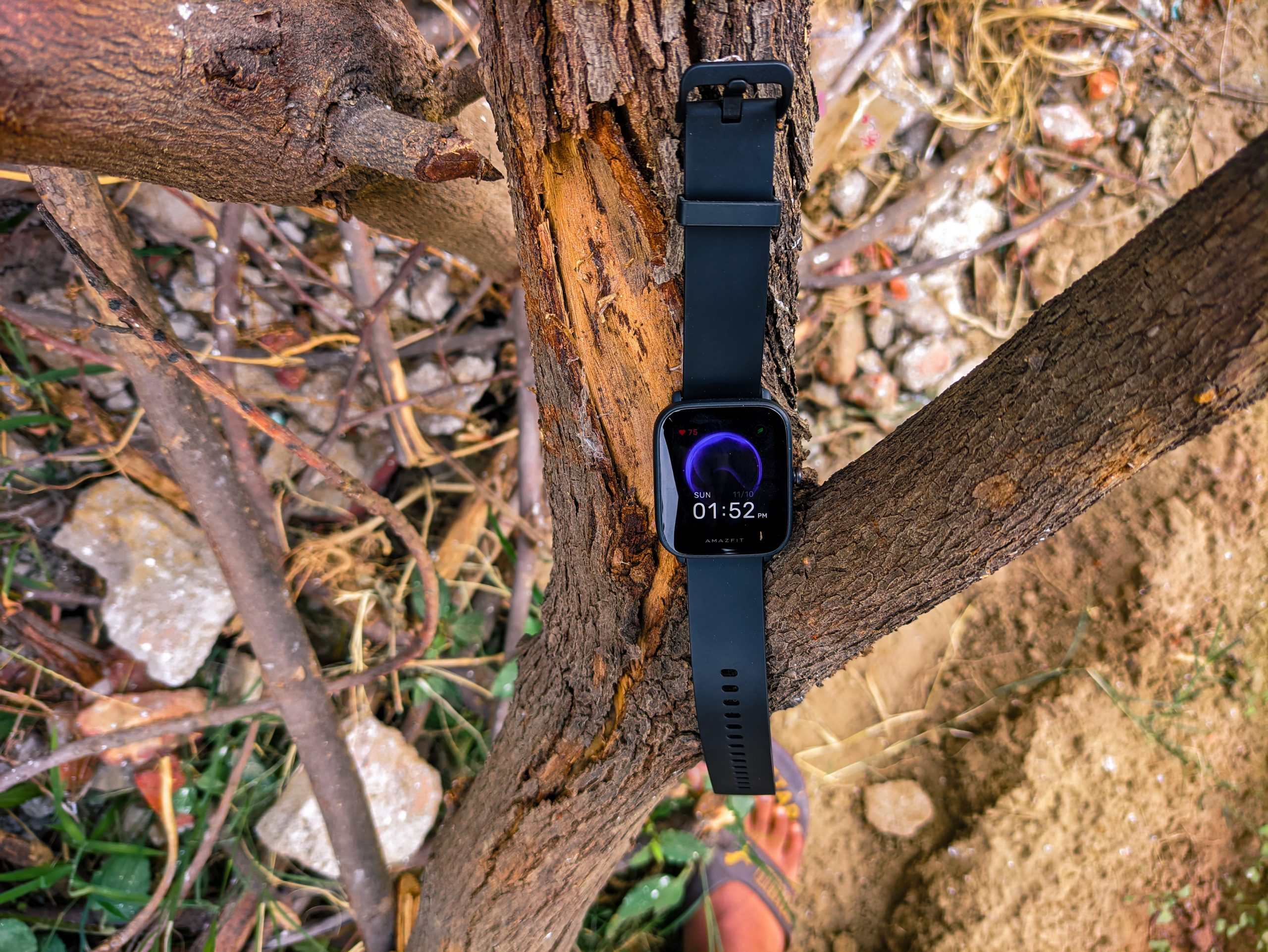 Amazfit Bip U Review: The Best Smartwatch under Rs 3500 is here
