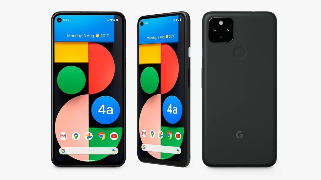Google launched the Pixel 4a 5G as the upgrade over Pixel 4a.