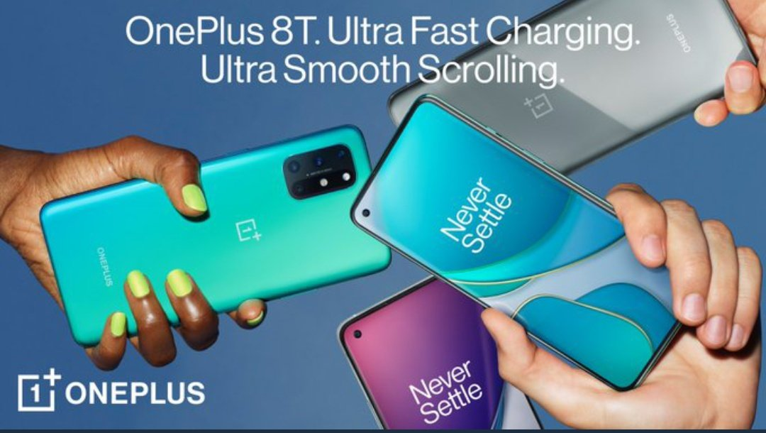 OnePlus 8T 5G: Specifications, Price and Availability