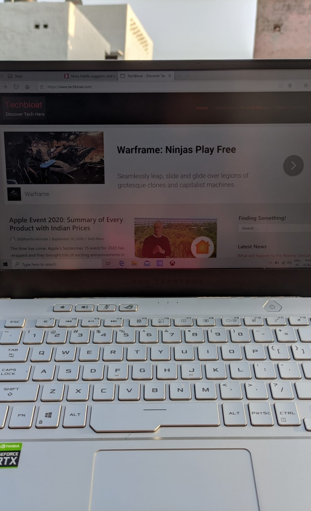 Asus Zephyrus G14 Review: The All-Rounder Laptop