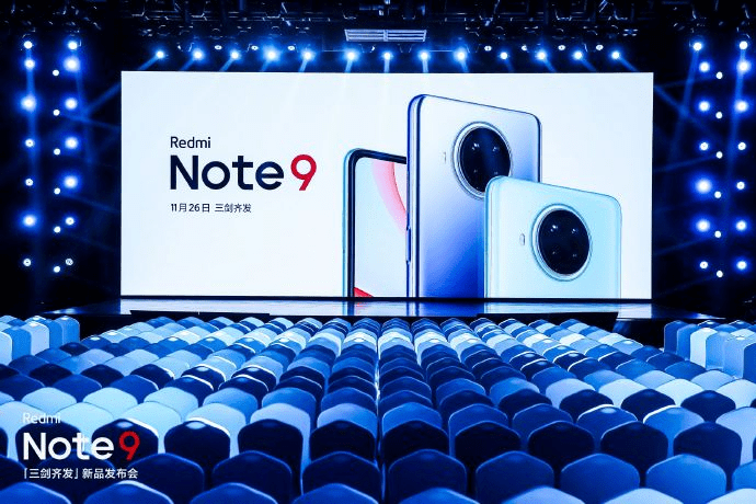 Redmi Note 9 5G Series Continues to Expand Globally