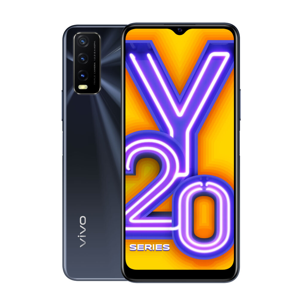 Vivo Y20A features and Price in India