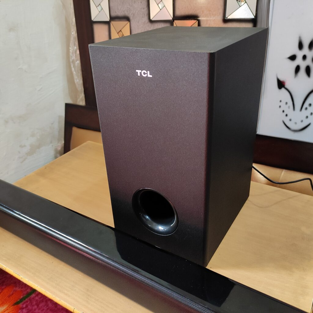 Sound Review of TCL TS3015 2.1 Soundbar.