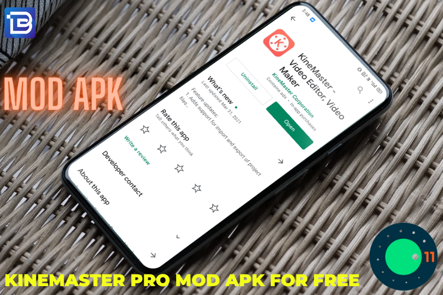 Download stable KineMaster Pro Mod Apk ffor Android for free download link