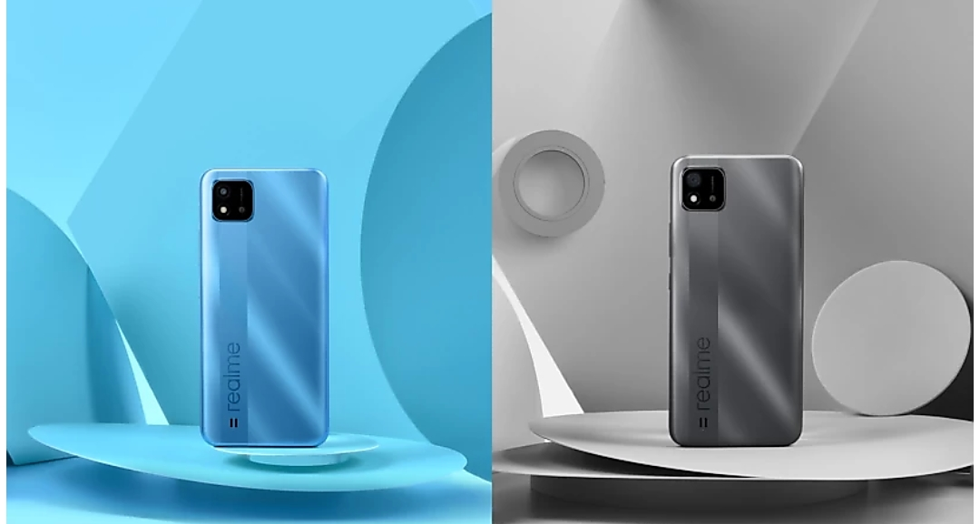 Realme C20 Launched in India