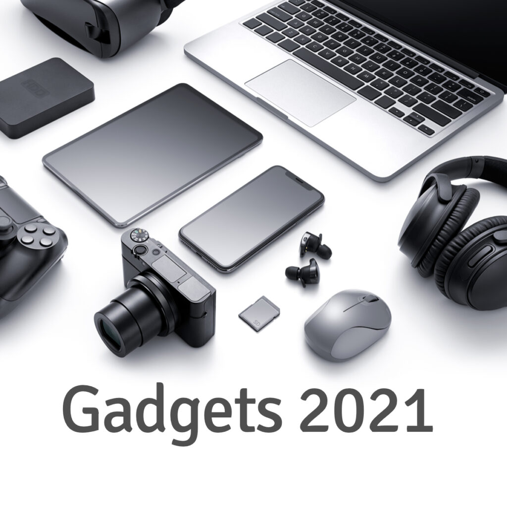 Top 5 Gadgets in 2021