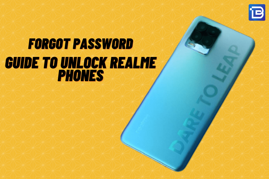 Complete Guide to unlock your Realme Device without password