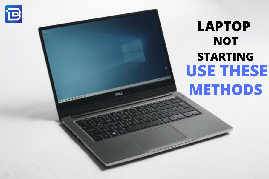 Guide to Start Laptop without power button